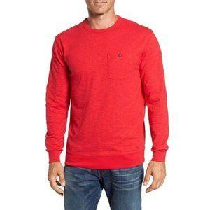 Southern Tide Mens Montford Slub Pocket Shirt